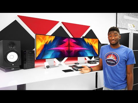 The MKBHD Setup Tour 2020!