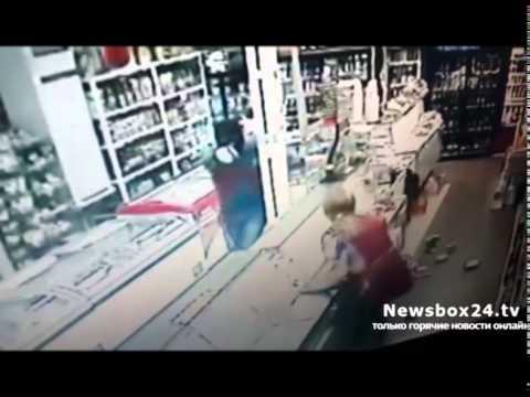 В Партизанске разыскивают мужчину ограбившего продуктовый магазин
