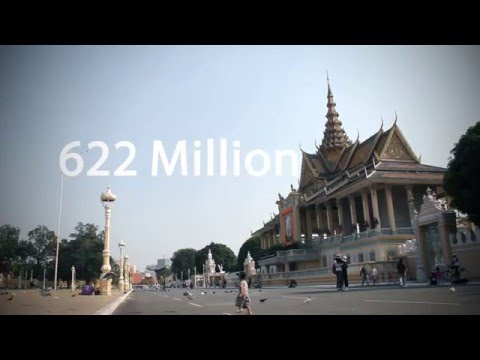 NTT Communications Phnom Penh Office (Corporate video)