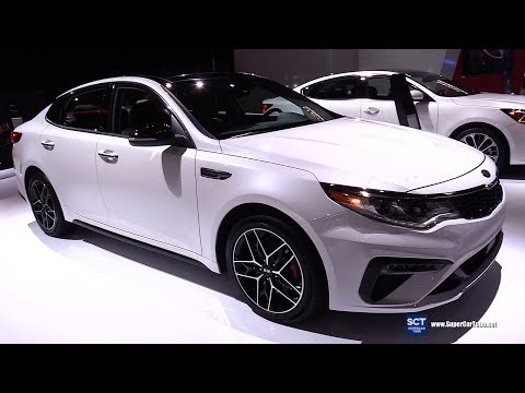 2019 KIA Optima SX - Exterior And Interior Walkaround - 2019 Detroit Auto Show