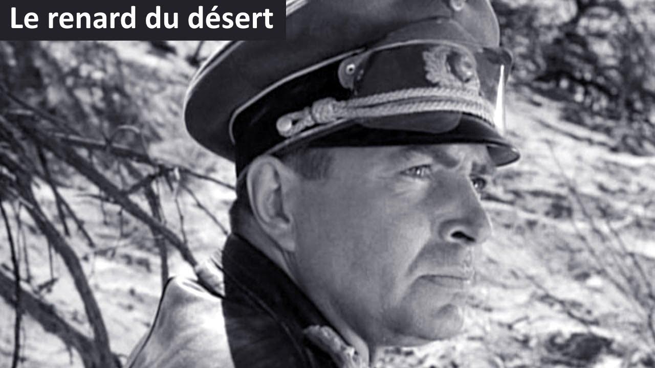 Download Le renard du désert 1951 (The Desert Fox the Story of Rommel) - Casting du film d'Henry Hathaway