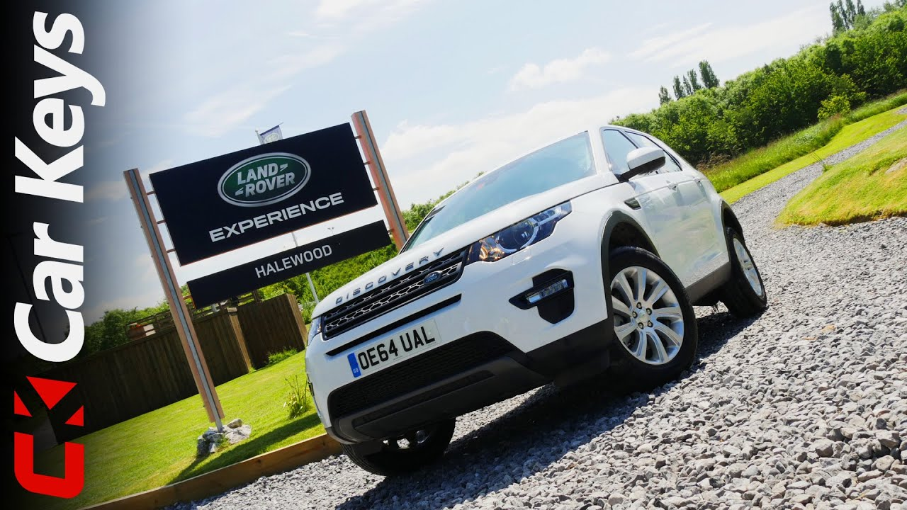 Land Rover Discovery Sport 2015 Review Car Keys Youtube