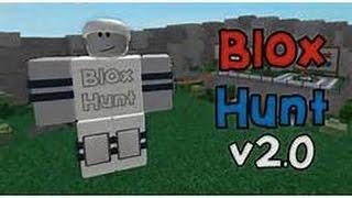 Blox Hunter !!! Volvemos a grabar Roblox