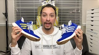 The perfect Ultra BOOST?! • adidas Consortium x Engineered Garments • Review & On-Feet   DOCUMONTARY