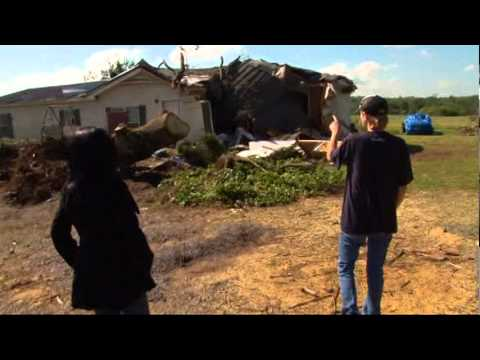 'I Won't Let Go' Tribute To Tornado Victims
