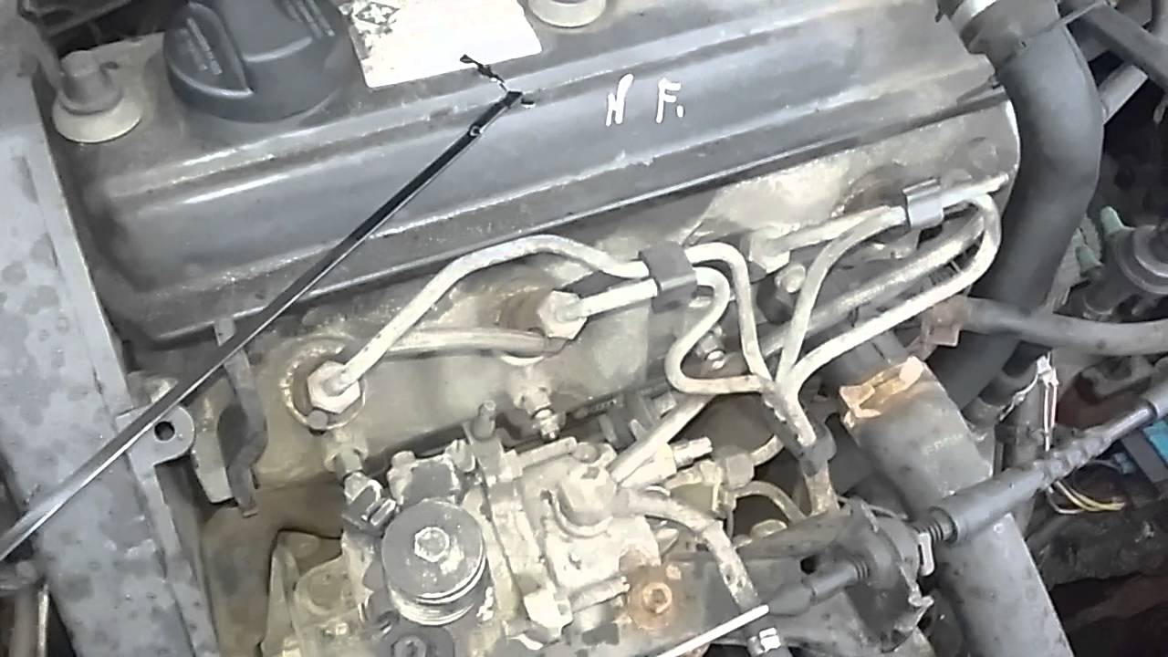 Контрактный двигатель Volkswagen (Фольксваген) 1.9 AYQ | Где купить? | Тест мотора