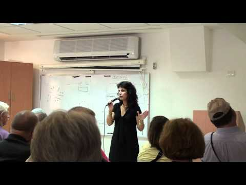Shurat HaDin Director Speaks To Ultimate Mission Participants (Part 2)