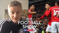 Is Ole Gunnar Solskjær happy with Man Utd's current attacking options? | The Football Show