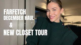 Farfetch December Haul & My New Wardrobe - Ann-Kathrin Götze