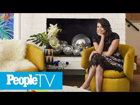 Cecily Strong House Tour: Actress Brings PEOPLE Inside Her New Los Angeles Home | PeopleTV