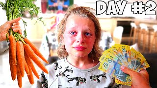LAST TO STOP EATING CARROTS WINS $1000 *family meltdown w/ The Norris Nuts