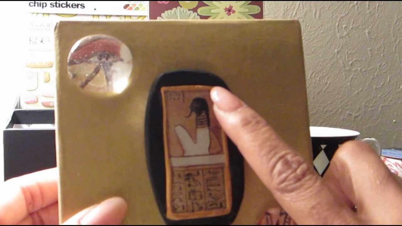 Scrapbook ideas egypt