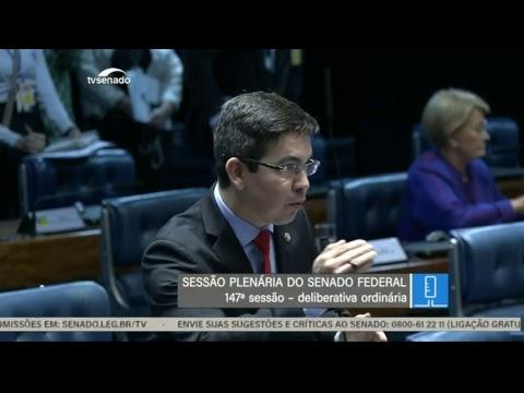 Sessão deliberativa - TV Senado ao vivo - Plenário - 05/12/2018