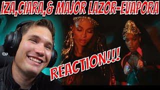 Baixar IZA, Ciara and Major Lazer - Evapora REACTION!!!