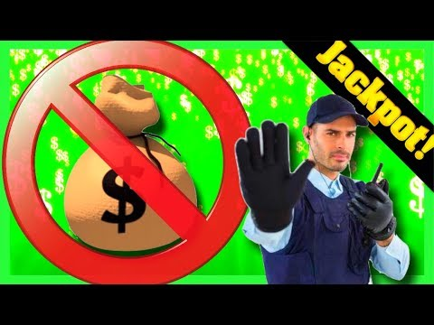 SECURITY REFUSES TO PAY ME?!? 👮 I WON A JACKPOT USING SOMEONE ELSE'S FREE PLAY!  SDGuy1234
