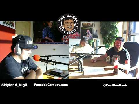 The Wheel Podcast #21 - Ben Davis