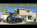 Meet Kevin: He owns $4.5 MILLION worth of Real Estate by age 25
