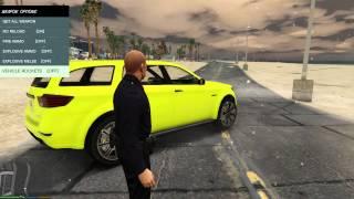 Grand Theft Auto V Чит Трейнер Native Trainer