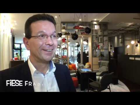 Bernd Mensing zum neu eröffneten Holiday Inn Hamburg City Nord