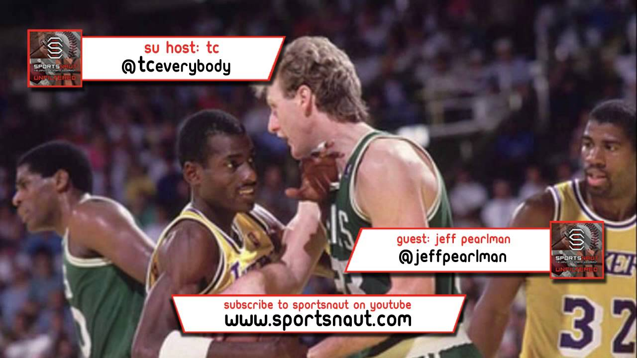 Larry Bird vs Michael Cooper with Jeff Pearlman