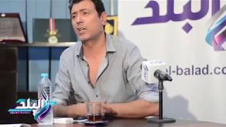 أحمد وفيق: تعاقدت على فيلمى 'فرد خرطوش'و'صندوق الدنيا'.. فيديو وصور