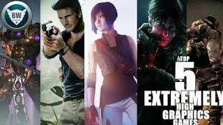 Top 5 Games For Ps4 || By Gaming World ||
