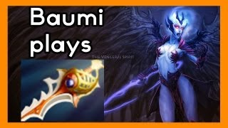 Dota 2 | MANLY DIVINE IMMORTAL BASSDROPS!! | Baumi plays Vengeful Spirit