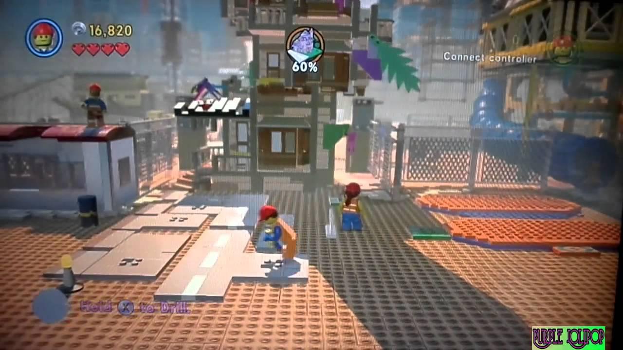New Lego Games For Ps3 : Boys games the lego movie games xbox playstation walkthrough