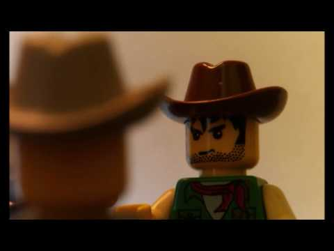'Mr Shorty' by Marty Robbins w/ Lego