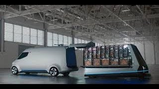 Tesla Mercedes fuso orders for 1000s ev trucks, Ford, video,.tesla stock could go to 3000 a share?