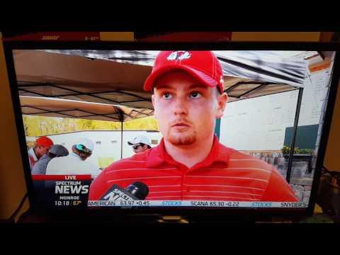 Aaron's Interview on Spectrum News