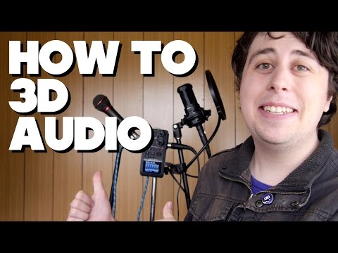 How To Make a BrainMelting 3D Audio Illusion!!