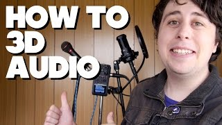 How To Make a Brain-Melting 3D Audio Illusion!!