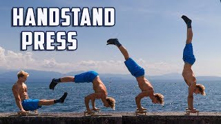Tuto Équilibre en Force & L-Sit to Handstand Push Ups | 2018