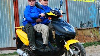 видео Мотоциклы, скутеры | Продажа мотоциклов и скутеров, купить мотоцикл и скутер, куплю мотоцикл | Барнаул | SLANET