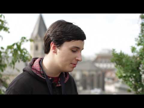 Entrevista a André Gunko - Eurovision Young Musicians