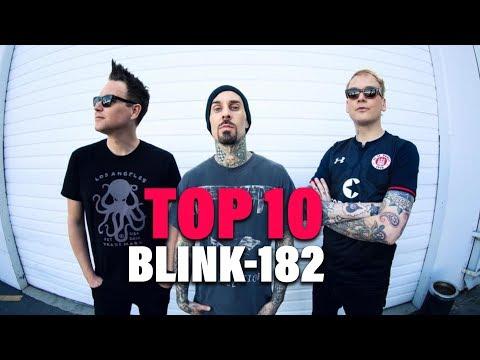 TOP 10 Songs - Blink-182