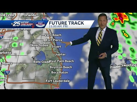 Cold fronts coming to South Florida