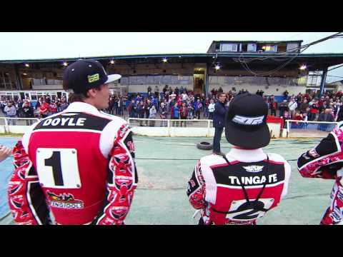 BT visits the Cardiff Speedway Grand Prix