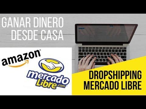 Como Hacer Dropshipping En Mercado Libre Latinoamerica ➝ Gana Dinero Desde Casa Sin Invertir