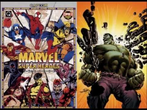 Marvel Super Heroes: Hulk's Theme Extended