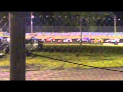 Algona Raceway Clint Luellen Sportmod Feature 7-1-14