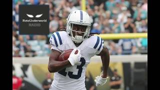 T.Y. Hilton and A.J. Green have become screaming buys in fantasy football league drafts