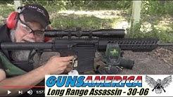 Long Range 30-06 Semi-Auto Assassin - The Noreen BN36 AR-15