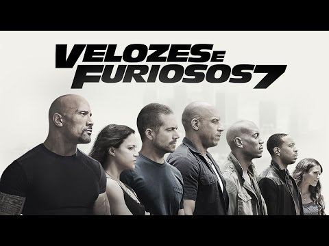 Velozes e Furiosos 7 - Trailer Internacional 2