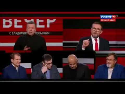 Владимир Соловьев : Почему Украина не признала геноцид армянского народа?