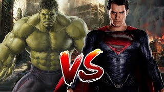 Video Superman VS Hulk | Who Wins? download MP3, 3GP, MP4, WEBM, AVI, FLV September 2018