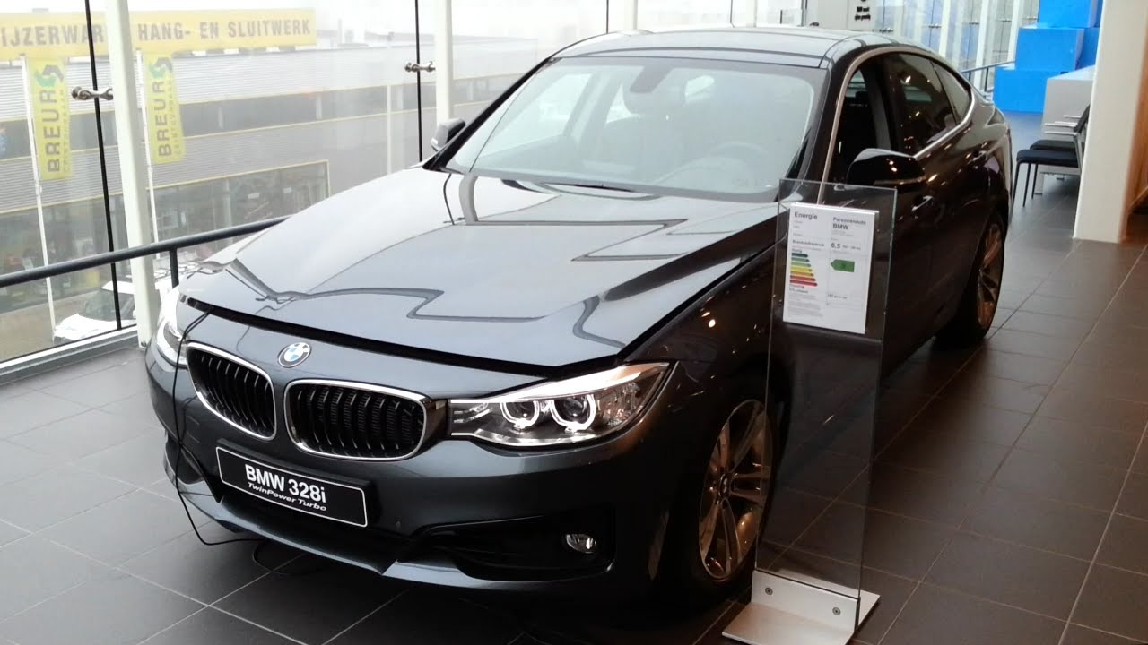 bmw 3 series gt 2015 in depth review interior exterior - youtube