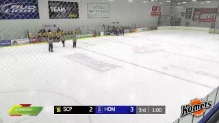 Summit City vs Homestead | Fort Wayne Amateur Hockey