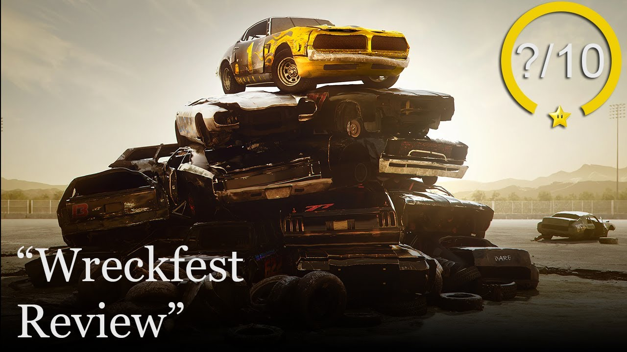 Wreckfest Review [PS4, Xbox One, & PC] (Video Game Video Review)